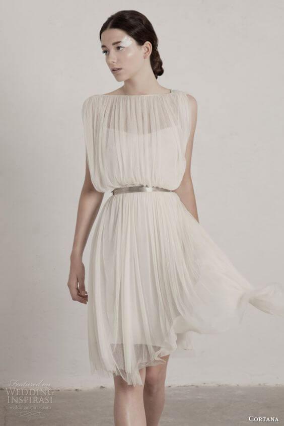 15 Most Breathtaking Goddess Wedding Dresses Gemgrace