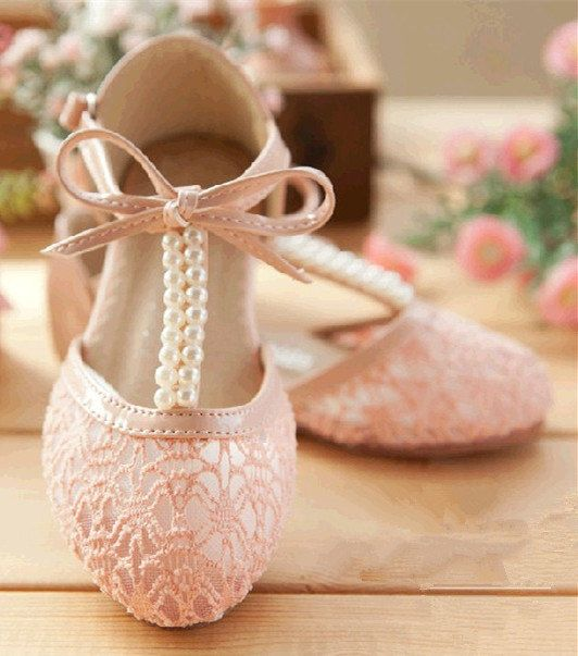 No Heel Wedding Shoes: 20 Most Eye-catching Pink Wedding Shoes
