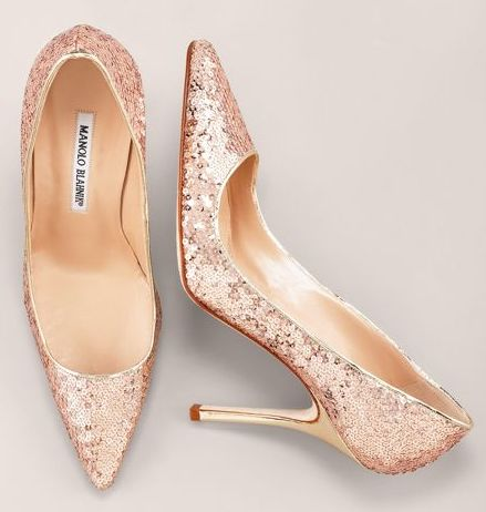 bc18c83d5861 20 Most Eye-catching Pink Wedding Shoes