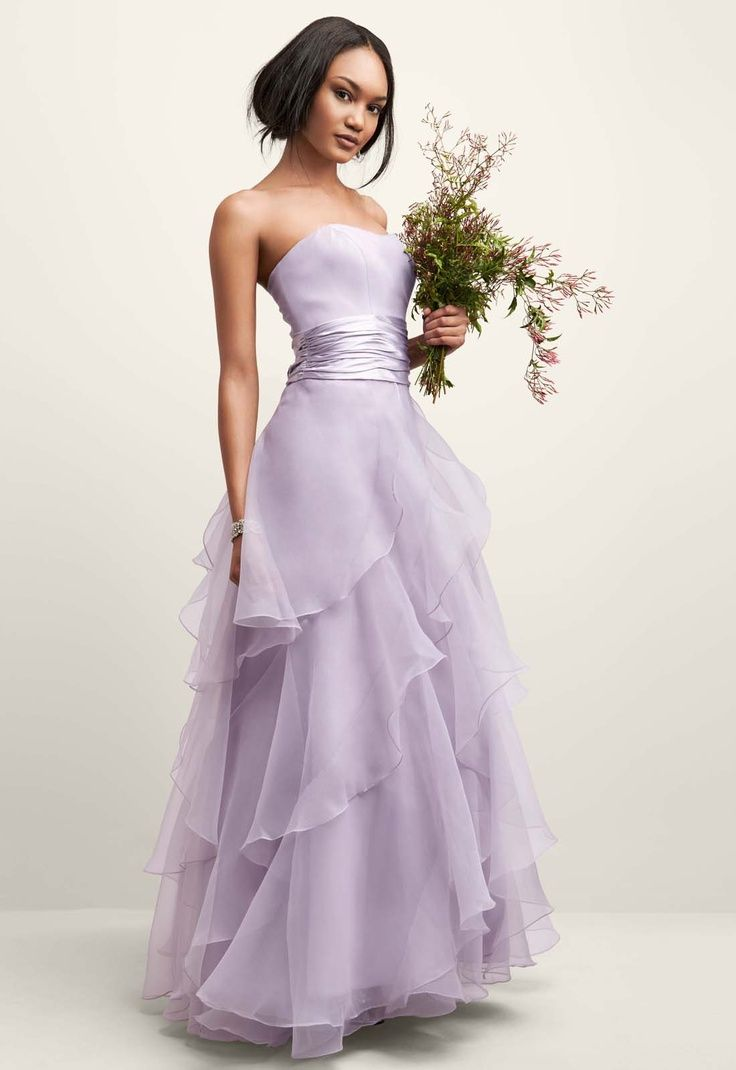 Top 40 breathtaking water color wedding dress for summer for Spring wedding bridesmaid dress colors