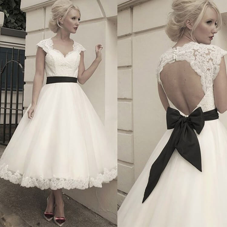 20 Most Perfect Bridal Gowns This Year: 20 Of The Most Gorgeous Open Back Wedding Dress & Backless