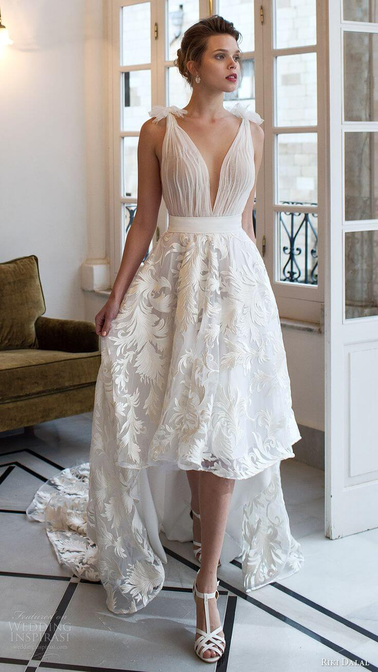 45 amazing short wedding dress for vow renewal for Dresses to renew wedding vows