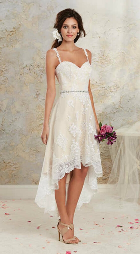 45 amazing short wedding dress for vow renewal for Simple wedding dresses for small wedding