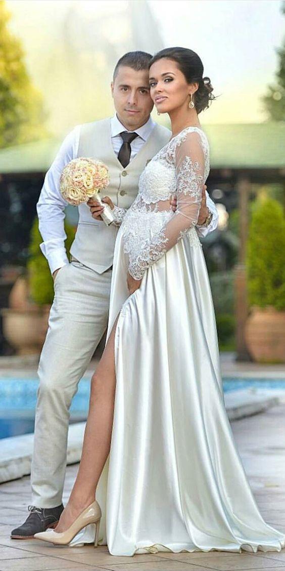 A-Line Long Chiffon Wedding Guest Dresses Bridesmaid ...  Clipart Bride And Bridesmaid Dresses