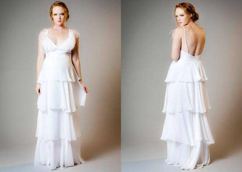 Maternity Wedding Gown: 19 Of The Most Gorgeous Maternity Wedding Dress For