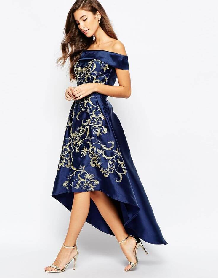 High Low Dresses for Mother of the Bride