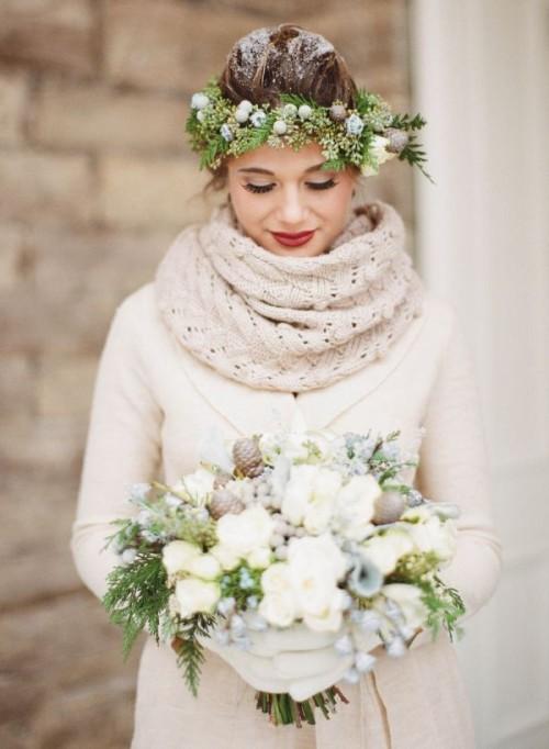 Top 13 winter wedding dress styles winter wedding dress junglespirit Image collections